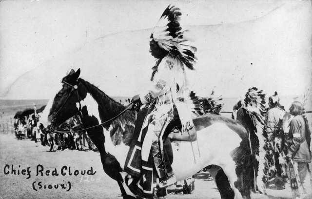James Red Cloud