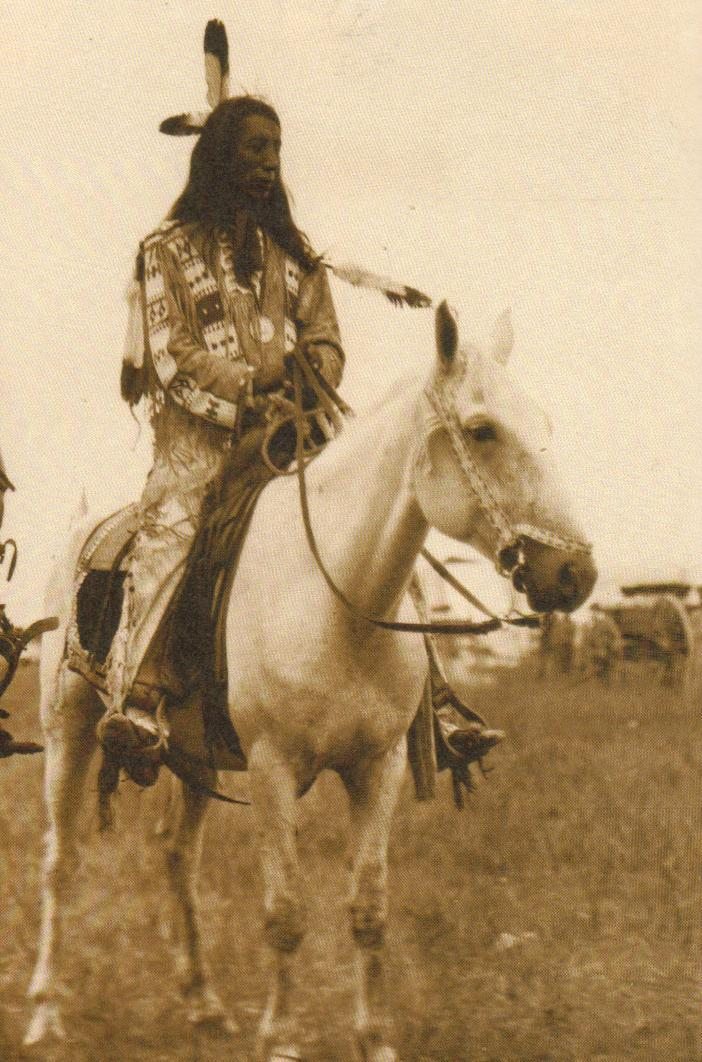 Jack Red Cloud, 1909 , by Frederick Weygold