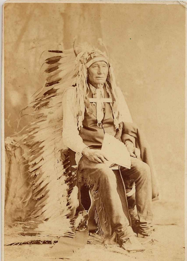 Cheyenne Chief Two Moons Quotes (page 4) - Pics about space