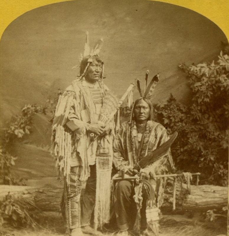 Two Bears photos | www.American-Tribes.com
