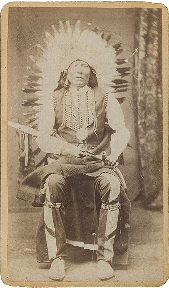 Chief White Eagle it is instead White Eagle